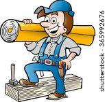 hand drawn vector illustration...   Shutterstock .eps vector #365992676