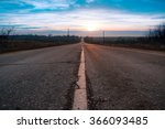 road to the sun | Shutterstock . vector #366093485