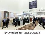 davos  switzerland   jan 21 ... | Shutterstock . vector #366100316