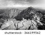 Small photo of Ragged mountain top of Mt. Katahdin