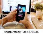 chiang mai  thailand  jan 23... | Shutterstock . vector #366278036