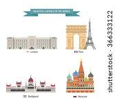 World Capitals Cities Building...