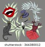 Cabaret Pattern