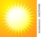 starburst shape. abstract... | Shutterstock .eps vector #366554486