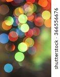 defocused bokeh lights... | Shutterstock . vector #366556676