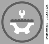 water service vector icon.... | Shutterstock .eps vector #366566126