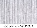 white canvas texture. | Shutterstock . vector #366592712