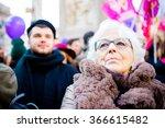 milan  italy   january 23 ... | Shutterstock . vector #366615482
