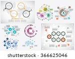 business infographics | Shutterstock .eps vector #366625046