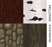 seamless texture game | Shutterstock .eps vector #366627266