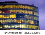 business office building in... | Shutterstock . vector #366732398