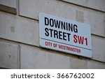 Downing Street's Sign In...