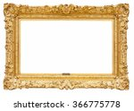 Rectangle Decorative Golden...