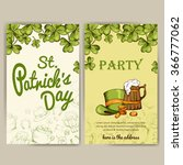 Vector Set Of Banners For St....