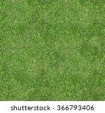 seamless square green grass... | Shutterstock . vector #366793406