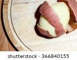 Potatoes With Purified Skin