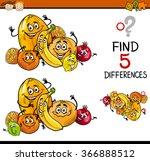 cartoon illustration of finding ... | Shutterstock .eps vector #366888512