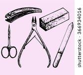 Nail Scissors Manicure Nippers...