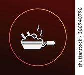 pot icon | Shutterstock .eps vector #366940796
