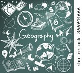 geography and geology education ...   Shutterstock .eps vector #366944666