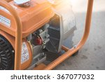 self priming water pump diesel... | Shutterstock . vector #367077032