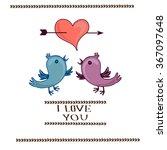 postcard  frame lettering with ...   Shutterstock .eps vector #367097648