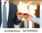 holiday event  business people...   Shutterstock . vector #367099835
