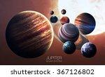 jupiter   high resolution... | Shutterstock . vector #367126802