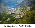 small houses at the village... | Shutterstock . vector #367156046