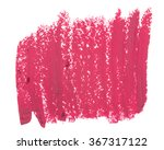 close up of red lipstick...   Shutterstock . vector #367317122