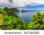 pago pago  american samoa.... | Shutterstock . vector #367366382