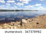 derwent reservoir | Shutterstock . vector #367378982