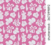 orchid. beautiful flowers. pink ... | Shutterstock . vector #367399892