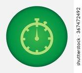 watch vector icon  | Shutterstock .eps vector #367472492