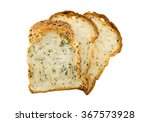 Slice Of Whole Grains Bread...