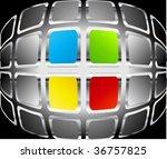 abstract | Shutterstock .eps vector #36757825