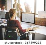 finance report statistic... | Shutterstock . vector #367599218