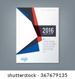 abstract minimal geometric...   Shutterstock .eps vector #367679135