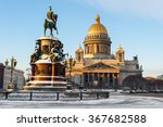 Saint Isaac Cathedral And The...