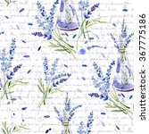 seamless pattern with herbs and ...   Shutterstock . vector #367775186