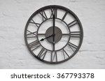 clock | Shutterstock . vector #367793378