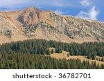 landscape san juan mountains ... | Shutterstock . vector #36782701