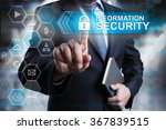 information security concept.... | Shutterstock . vector #367839515