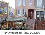 san francisco   january 3  ... | Shutterstock . vector #367902308