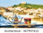 Traditional Moroccan Mint Tea...