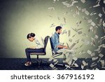employee compensation economy... | Shutterstock . vector #367916192