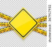 illustration of vector road... | Shutterstock .eps vector #367917932