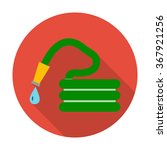hose icon. | Shutterstock .eps vector #367921256