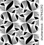 vector modern seamless geometry ... | Shutterstock .eps vector #367942292