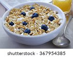 breakfast cereals with... | Shutterstock . vector #367954385